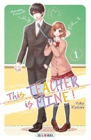 Mangas - This teacher is mine
