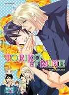 mangas - Toriko of mine