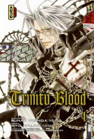 Mangas - Trinity Blood