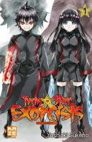 mangas - Twin star exorcists