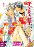 Mangas - The tyrant who fall in love