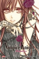 mangas - Vampire Knights - Mémoires
