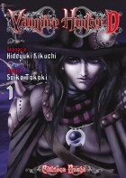 Mangas - Vampire Hunter D
