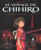 mangas - Voyage de Chihiro - Artbook