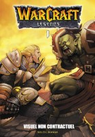Manga - Manhwa - Warcraft Legends
