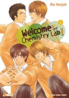 mangas - Welcome To The Chemistry Lab