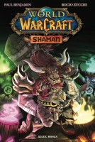 Manga - World of Warcraft - Shaman