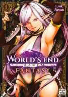 mangas - World's End Harem Fantasy