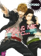 Manga - Manhwa - You and Me Etc...