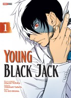 Mangas - Young Black Jack