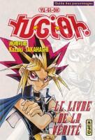 Manga - Manhwa - Yu-Gi-Oh! - Data Book