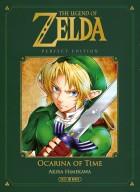 Manga - Zelda - Ocarina of time - Intégrale