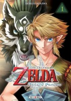 Manga - Manhwa - The Legend of Zelda – Twilight Princess