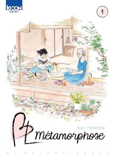 Manga - BL Métamorphose