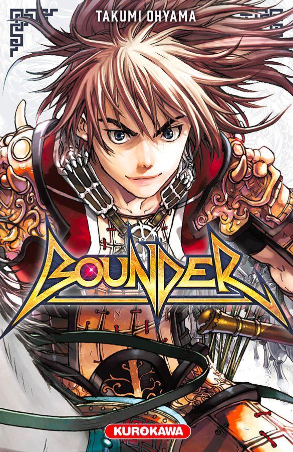 Manga - Bounder
