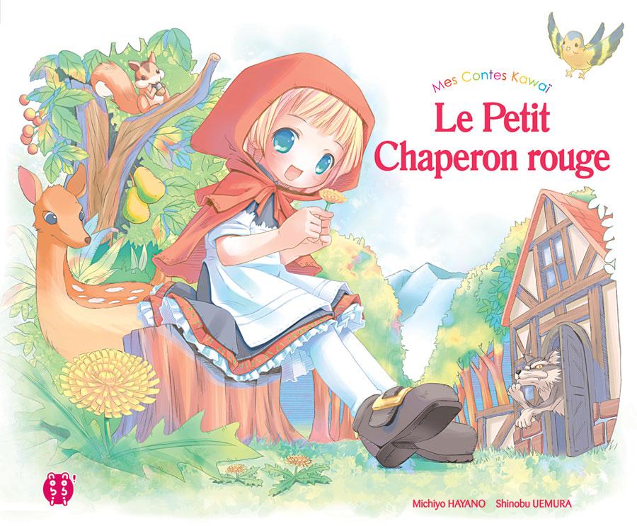 Petit chaperon rouge le manga s rie manga news - Dessin le petit chaperon rouge ...