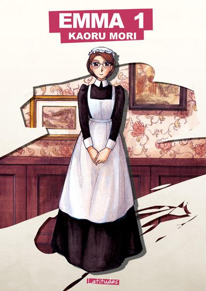 Manga - Emma