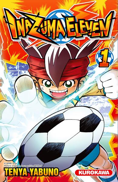 Manga - Inazuma Eleven