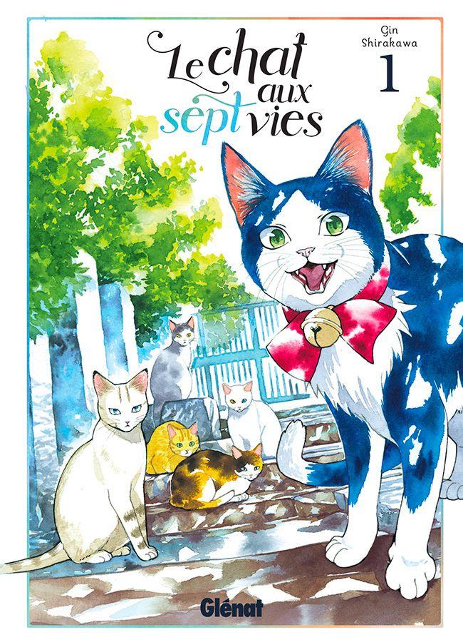 Manga - Chat aux sept vies (le)