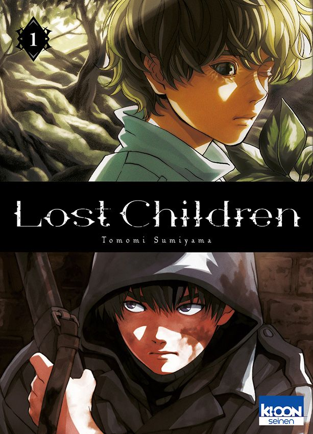 Manga - Lost Children