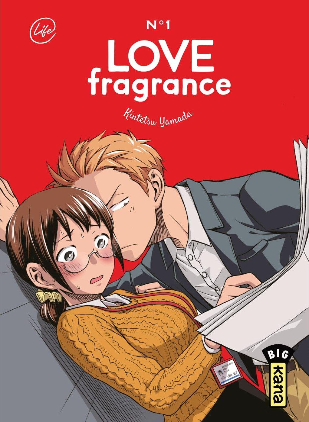 Love fragrance kana life