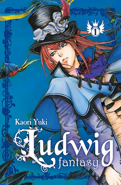 Manga - Ludwig Fantasy