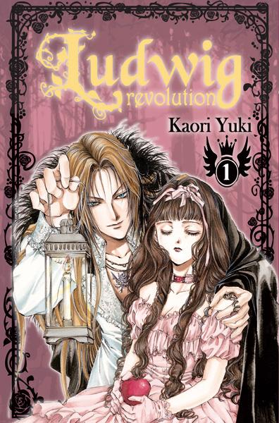 Manga - Ludwig Révolution