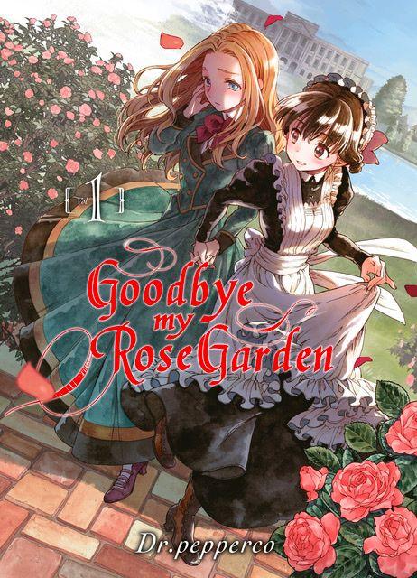 Manga - Goodbye my Rose Garden