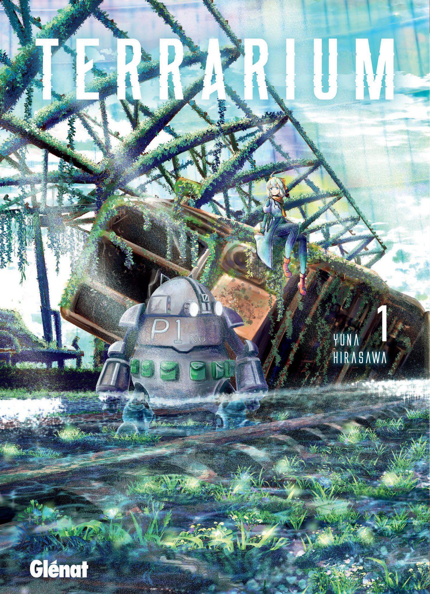 Manga - Terrarium