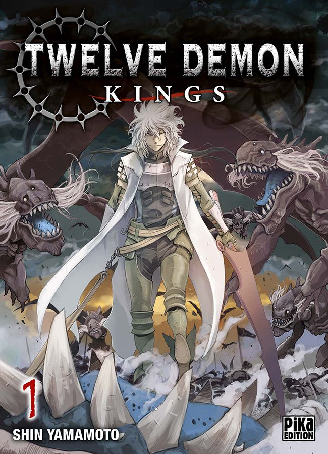 Manga - Twelve Demon Kings