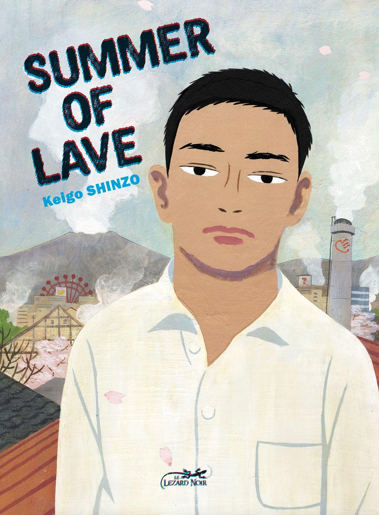 Manga - Summer of Lave