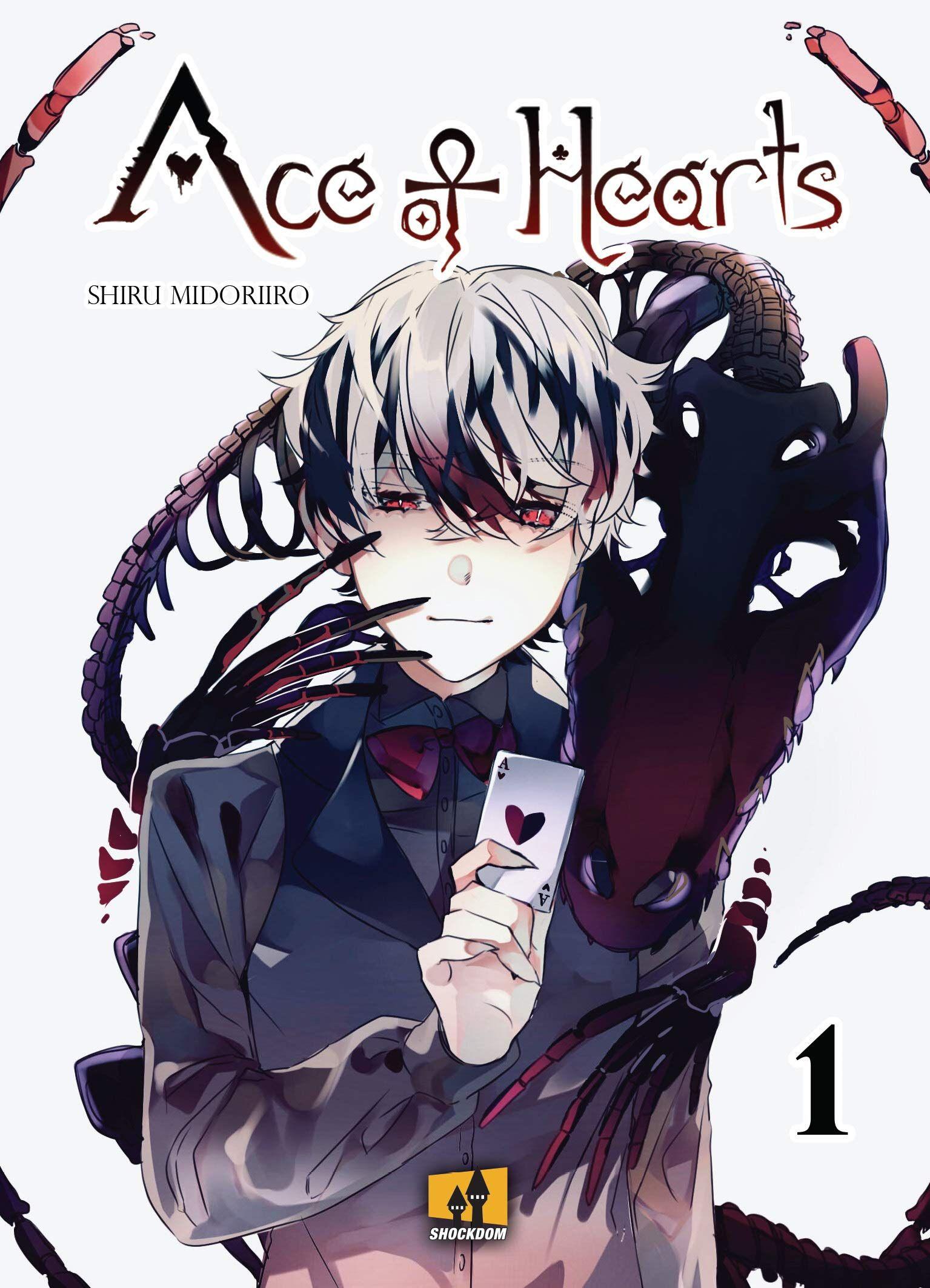 Manga - Ace of Hearts