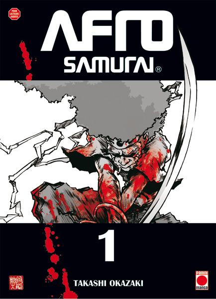 Afro Samurai (2008) [manga ENG]