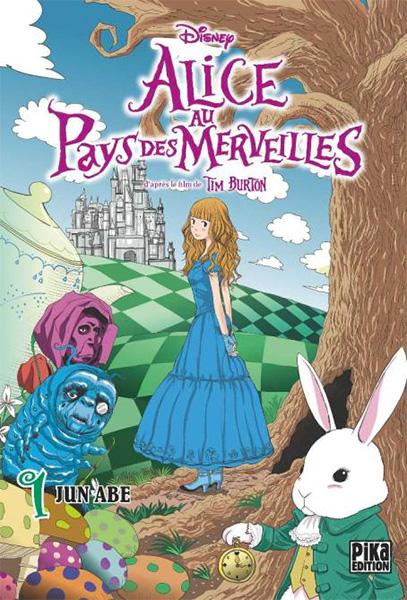 Alice Au Pays Des Merveilles Dessin Animé alice au pays des merveilles - disney - manga série - manga news