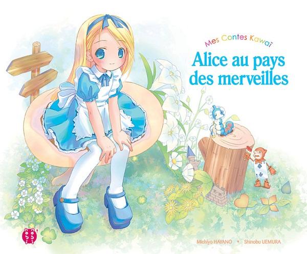 Alice au pays des merveilles contes kawa manga s rie - La cuisine d alice au pays des merveilles ...