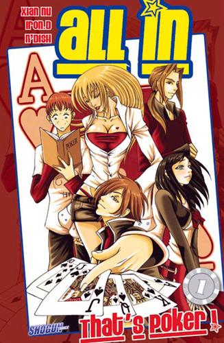 All in - Manga série - Manga news