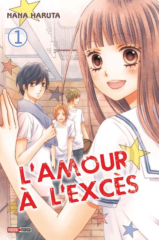 Bien-aimé Amour à l'excès (l') - Manga série - Manga news AF48