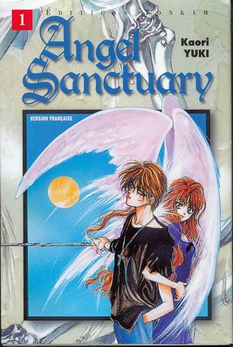 Manga - Angel sanctuary