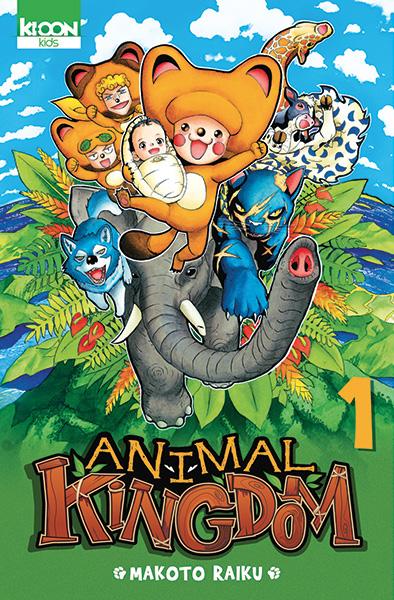 Animal Kingdom Manga S 233 Rie Manga News