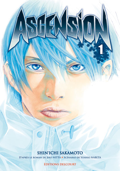 [MANGA] Ascension (Kokou no Hito) Ascension-1-delcourt