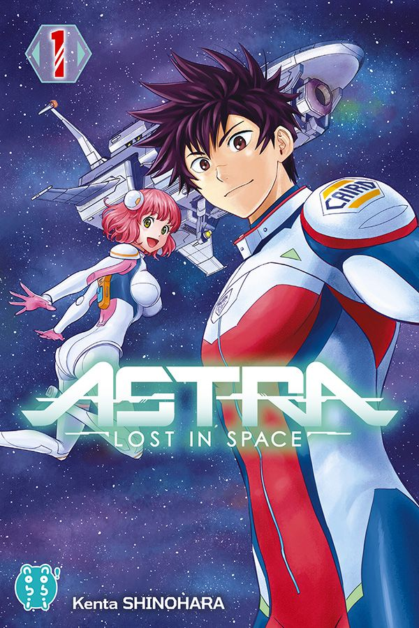 Manga - Astra - Lost in Space