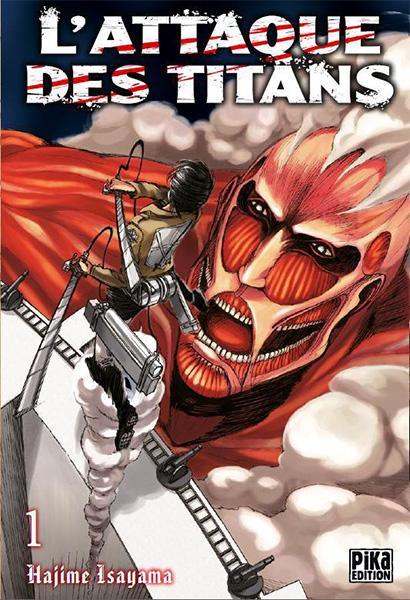L'Attaque Des Titans 11 Tomes [Manga] [MULTI]