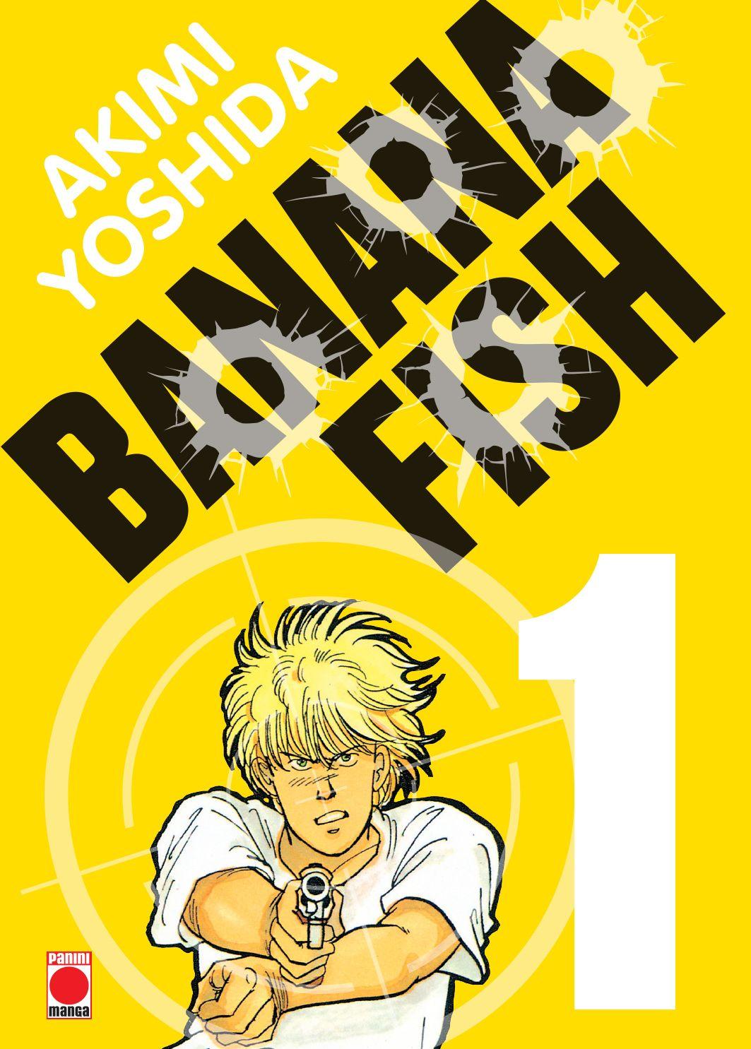 Banana fish (manga)