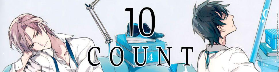 10 count - Manga