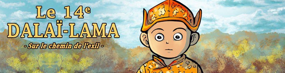 14e Dalai Lama (le) - Manga