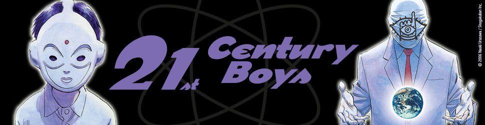21st Century Boys - Manga