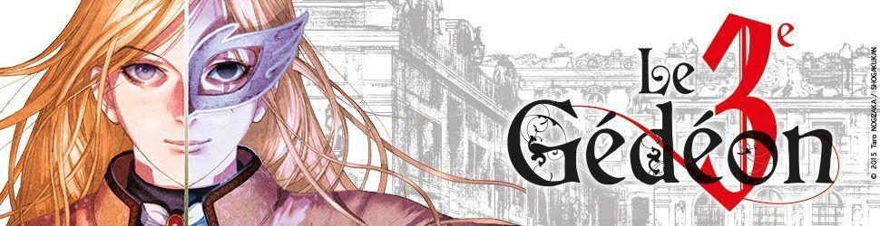 3e Gédéon (le) - Manga