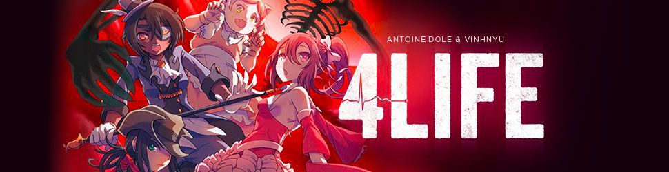 4LIFE - Manga