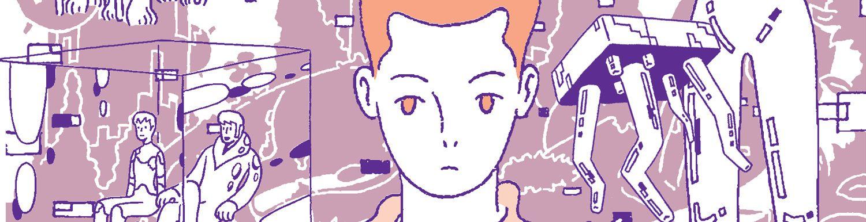Brève histoire du Robo-Sapiens (une) - Manga
