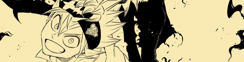 Black Clover - Quartet Knights - Manga